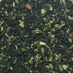 Té negro menta y chocolate