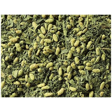 Té verde japón Genmaicha con Matcha
