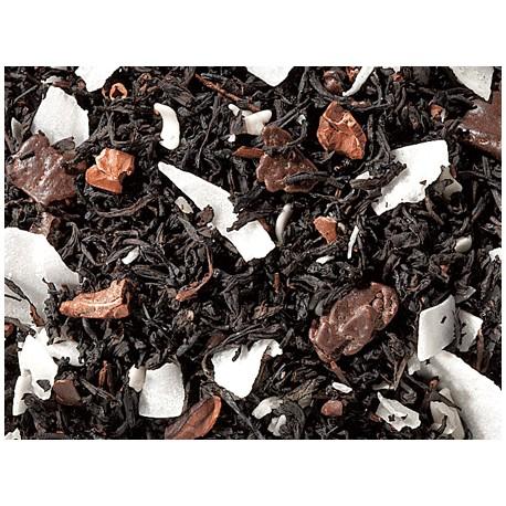 Té negro Choco-coco