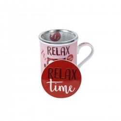 "TAZA BUHO "" RELAX TIME"""